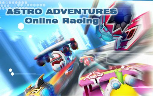 Astro adventures: Online racing icono