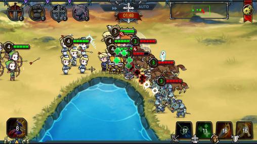 Online-Strategiespiele Warband auf Deutsch