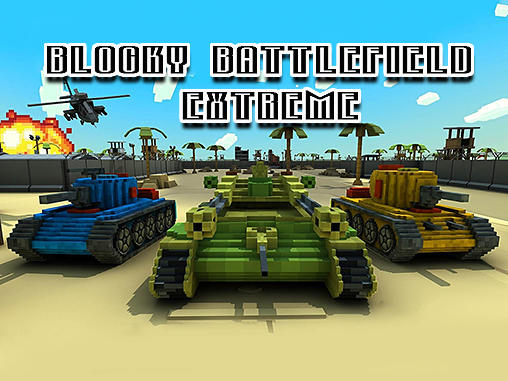 Blocky battlefield extreme Symbol