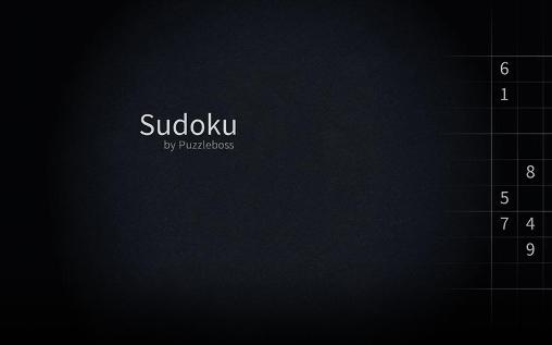 Sudoku for tablets by Puzzleboss Symbol