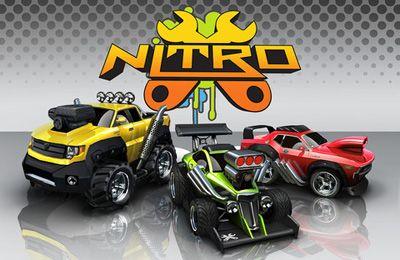 логотип Нитро