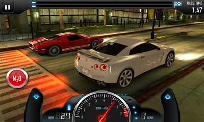 CSR Racing capture d'écran 1