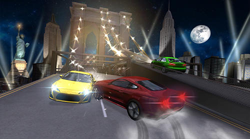 Car driving simulator: NY скріншот 1