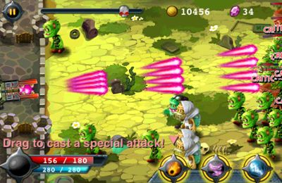 Arcade-Spiele: Lade Kampf gegen Zombie auf dein Handy herunter