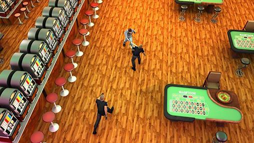 Action Casino escape story 3D für das Smartphone