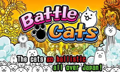 Strategie Battle Cats für das Smartphone