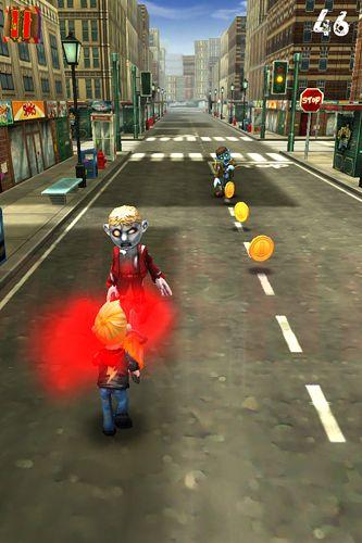 Juegos de arcade: descarga ¡Zombis después de mí! a tu teléfono