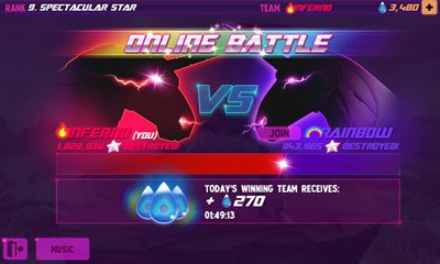 Robot Unicorn Attack 2 pour Android