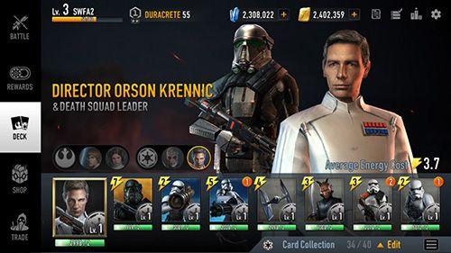 Star Wars: Macht-Arena für iPhone