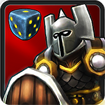 Ludo fantasy battle ícone