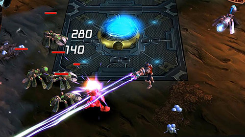 Clockwork damage: The ultimate shooter für Android