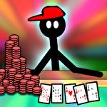 Stickman poker tycoon icon