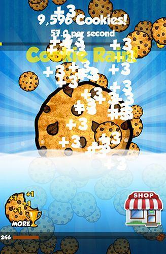 Arcade-Spiele: Lade Cookie Clicker auf dein Handy herunter