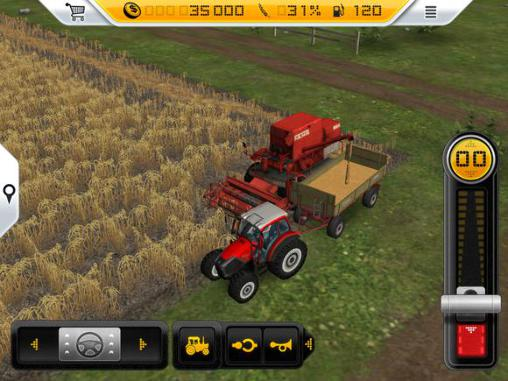 Farming simulator 14 pour Android