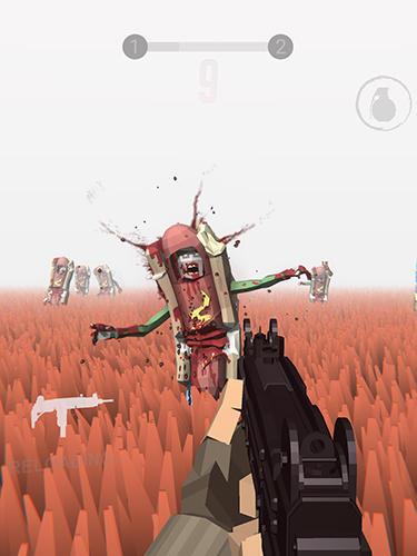 Zombie royale скріншот 1