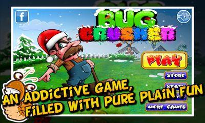 Bug Crusher Winter скриншот 2