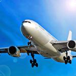 Simulador de voo de avião 2015 ícone