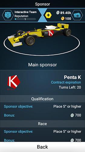 Скриншот Мастер автоспорта на андроид