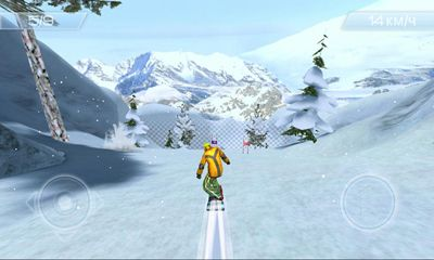 Snowstorm screenshot 1