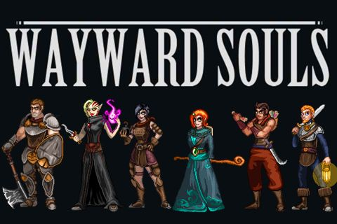 logo Wayward souls