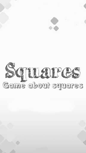Squares: Game about squares capture d'écran