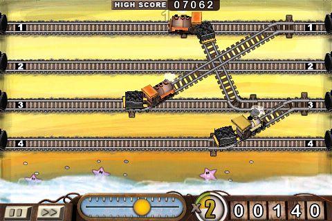 Arcade-Spiele: Lade Zugführer auf dein Handy herunter