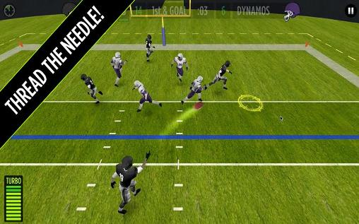 American Football-Spiele Mike Vick: Game time. Football auf Deutsch
