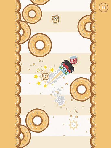 Toaster dash: Fun jumping game para Android