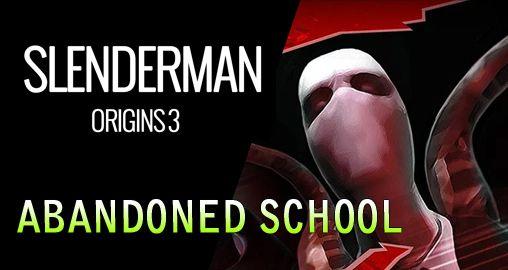 логотип Слендермен начало 3: Заброшенная школа