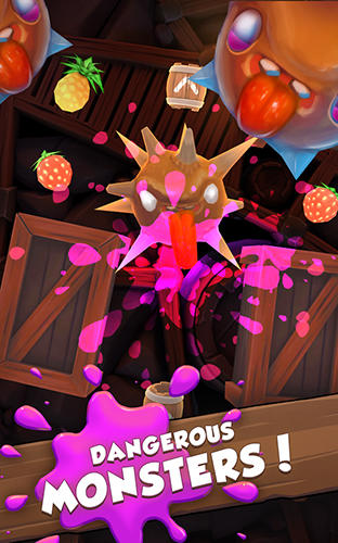 Juicy jelly barrel blast for Android