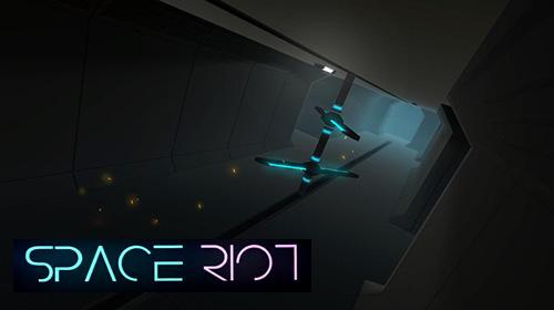 Space riot: Adventure maze Screenshot