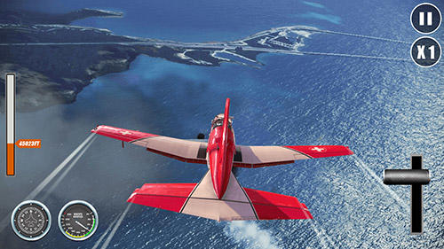 Airplane go: Real flight simulation für Android