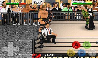 Wrestling Revolution captura de pantalla 1