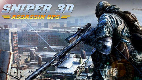 скріншот Sniper 3D: Strike assassin ops
