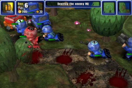 Great big war game screenshot 2