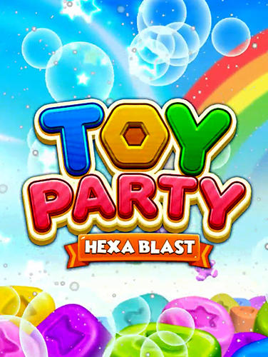 Toy party: Dazzling match 3 Screenshot