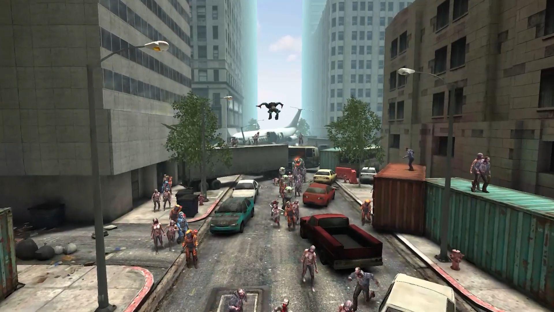 Shooter ZOMBIE SURVIVAL: Offline Shooting Games für das Smartphone