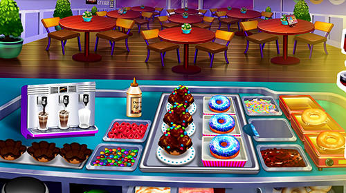 Kitchen craze: Master chef cooking game para Android