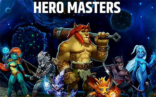 Hero masters Screenshot