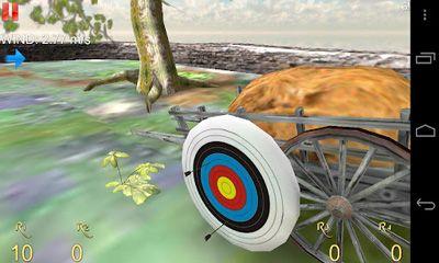 Simulator-Spiele Longbow für das Smartphone
