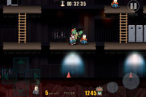 Screenshot Der Klassische Zombie auf dem iPhone