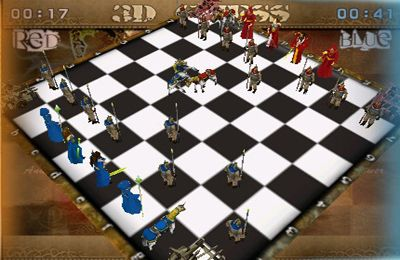 El ajedrez 3D
