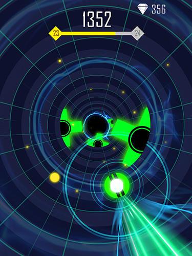 Arcade Rolly ball für das Smartphone