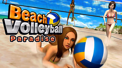 Beach volleyball paradise Screenshot