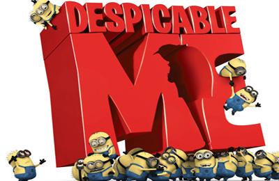 logo Despreciadme: Manía Minion