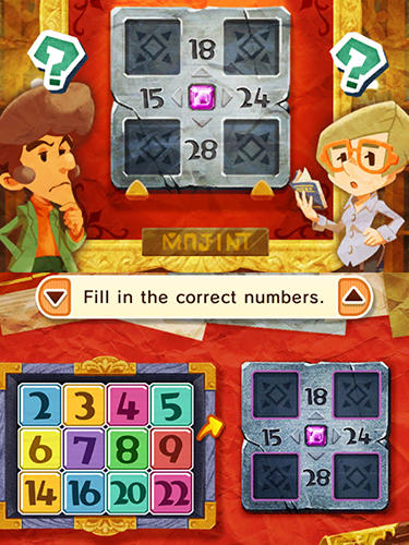 Layton's mystery journey: Katrielle and the millionaires' conspiracy pour Android