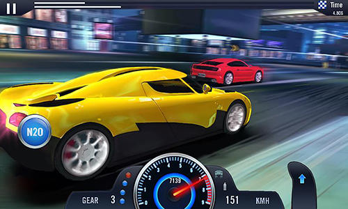 Furious car racing Screenshot