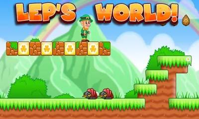 Lep's World Screenshot