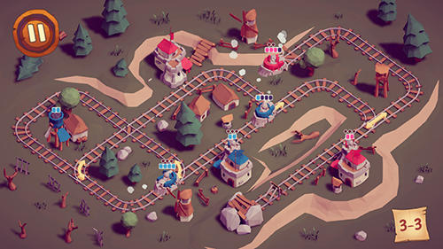 Rail lords для Android