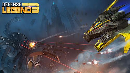 Defense legend 3: Future war Screenshot